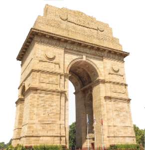 इण्डिया गेट बनाम 'भारत द्वार' निवेदित