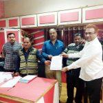 भारतीय भाषा सम्मान यात्रा पर निकले भाषायी सैनिकों का भव्य स्वागतग्वालियरललीतपुर