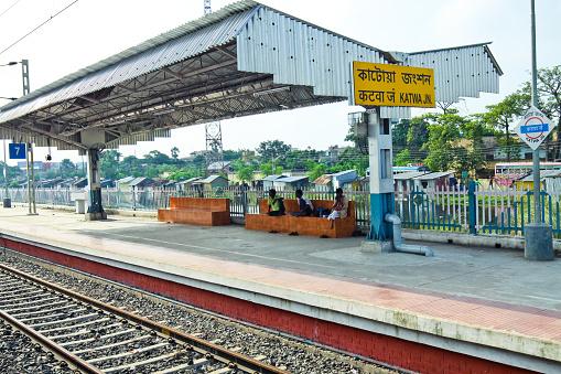 प. बंगाल का एक राज्य बर्द्धमान में कटवा (इंद्राणी परगना, कांतक नगरी) (Barddhaman, a state of Bengal Katwa (Indrani Pargana, Kantak Nagari))
